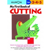 My First Book of Cutting by Kumon Publishing