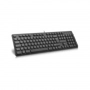 Tastatura Delux KA150P Slim