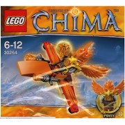 Lego Legends of Chima Frax' Phoenix Flyer 30264