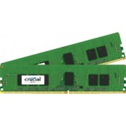 Memorie Server Micron Crucial 8GB Kit 2x4GB DDR4 2133Mhz CL15