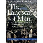 The Landscape of Man by Sir Geoffrey Jellicoe