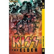 KIss: The Elder Vol 01: World Without Sun by Amy Chu