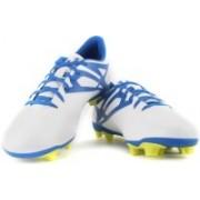 Adidas MESSI 15.4 FXG Men Football Shoes(White)