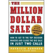 The Million Dollar Sale by Patricia H. Gardner