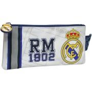 Estuche Real Madrid Plano Bordado