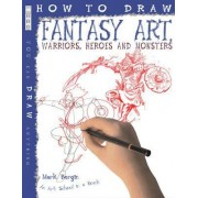 How to Draw Fantasy Art by Mark Bergin