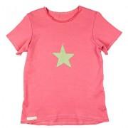 Tricou cu aplicatie stea (unisex), 18 luni