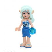LEGO Elves MiniFigure - Naida Riverheart (From Set 41172)