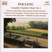 F Poulenc - Complete Chamber Music V1 (0730099461122) (1 CD)