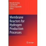 Membrane Reactors for Hydrogen Production Processes by Marcello De Falco