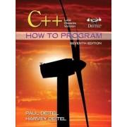 C++ How to Program by Paul Deitel