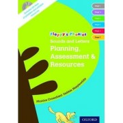 Oxford Reading Tree: Floppy's Phonics: Sounds and Letters: Planning, Assessment & Resources Book & CD by Debbie Hepplewhite