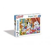 Clementoni Puzzle 27829 - Winnie the Pooh: A Fun Snack - 104 pezzi