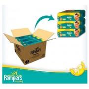 Couches Baby-Dry Taille 3 Midi (4-9 Kg) - Pack Économique 1 Mois De Consommation 198 Couches