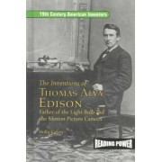 Inventions of Thomas Alva Edison by Holly Cefrey