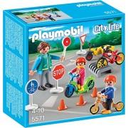 Playmobil 5571 - Area Scuola Guida Asilo