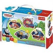 Trefl Baby Classic Thomas and Friends Puzzle (14 Pieces)