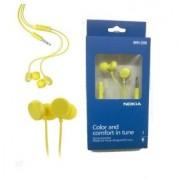 Nokia WH-208 Wired Handfree Yellow