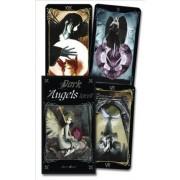 Dark Angels Tarot/Tarot de Los Angeles Oscuros by Lo Scarabeo