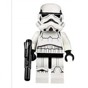 LEGO Minifigure - Stormtrooper with printed legs (75055)