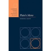 Plato's Meno by Dominic Scott
