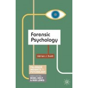Forensic Psychology by Adrian Scott
