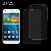 2PCS Huawei Ascend G7 0.26mm 9H+ Surface Hardness 2.5D Explosion-proof Tempered Glass Film
