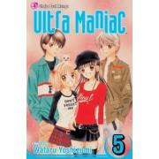 Ultra Maniac by Watara Yoshizuma