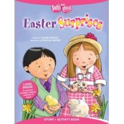 Easter Surprises Story + Activity Book by Laura Ring Derico