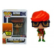 Pop Heroes Dark Knight Returns Carrie Kelly Robin Vinyl Figure