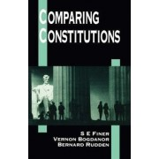Comparing Constitutions by S. E. Finer