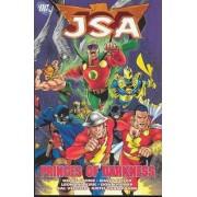 JSA: Prince of Darkness Volume 7 by Geoff Johns