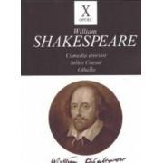 Comedia erorilor. Iulius Caesar. Othello - William Shakespeare