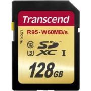 Card de Memorie Transcend SDXC 128GB Clasa 10 UHS-I U3