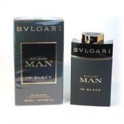 Bulgari man in black 100 ml eau de parfum edp profumo uomo bvlgari
