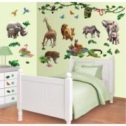 Walltastic Kit Decor Jungle Adventure wlt_41080
