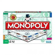 Monopoly Us The Fast-Dealing Property Trading Game