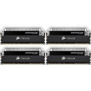 Memorie Corsair Dominator Platinum 32GB DDR3 Kit 4x8 1866MHz C10