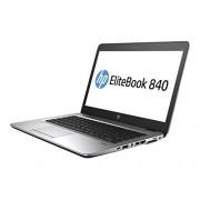 "HP EliteBook 840 G3 Business Laptop - 14"", Intel Core i5-6200U, 500GB HDD, 4GB DDR4 RAM, Intel AC + Bluetooth 4.2, Webcam, Windows 7 Professional (Win 10 Pro 64-bit License)"