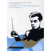 Herbert von Karajan - Debussy: La Mer; Ravel: Daphnis et Chlo © (0886972024493) (1 DVD)