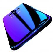 Husa de protectie plastic FLOVEME pentru Samsung A5 (2017), Albastru