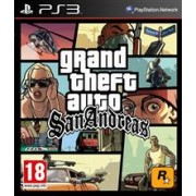 Gta Grand Theft Auto San Andreas PS3