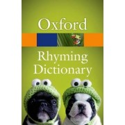 New Oxford Rhyming Dictionary by Oxford Dictionaries