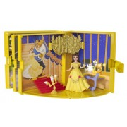 Mattel Disney Princess Favorite Moments - Escenario para muñeca Bella de Disney