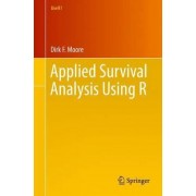 Applied Survival Analysis Using R 2016 by Dirk F. Moore