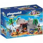 Комплект Плеймобил 4797 - Пиратска пещера - Playmobil, 291238