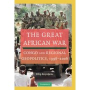 The Great African War by Filip Reyntjens