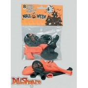 Baloane decorative Halloween 8buc