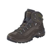 Lowa Renegade GTX Mid Shoes Men schiefer/oliv 47 Trekkingschuhe
