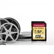 SD Card, 128GB, Transcend SDXC, Class10 (TS128GSDU3)
